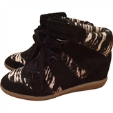 Isabel Marant Leather trainers