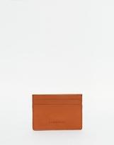 Sandqvist Buck Leather Card Holder - Brown