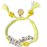 Venessa Arizaga Have A Nice Day Bracelet