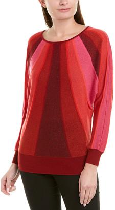 Trina Turk Nile Wool-Blend Sweater