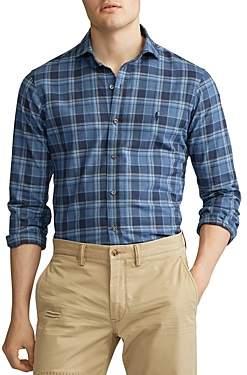 Polo Ralph Lauren Classic Fit Plaid Twill Shirt