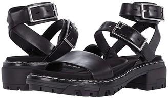 Rag & Bone Shiloh Sandal (Black) Women's Shoes