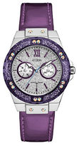GUESS Limelight Stainless Steel Resin Strap Analog Watch