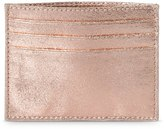 Oliver Bonas Lacey Leather 7 Pocket Card Holder