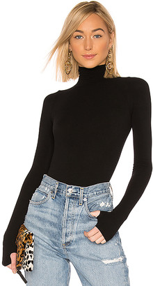 Commando Ballet Body Turtleneck Bodysuit