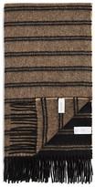 Paul Smith Gradient Wool Scarf