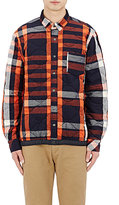 Sacai MEN'S QUILTED SHIRT JACKET