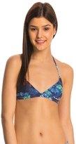 Roxy Swimwear Honulula Fixed Tri Bikini Top 8145043