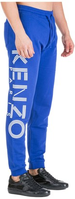 Kenzo Logo Tracksuit Bottoms