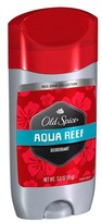 Old Spice Red Zone Aqua Reef Deodorant - 3 oz