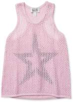 Autumn Cashmere Mesh Star Tank Top