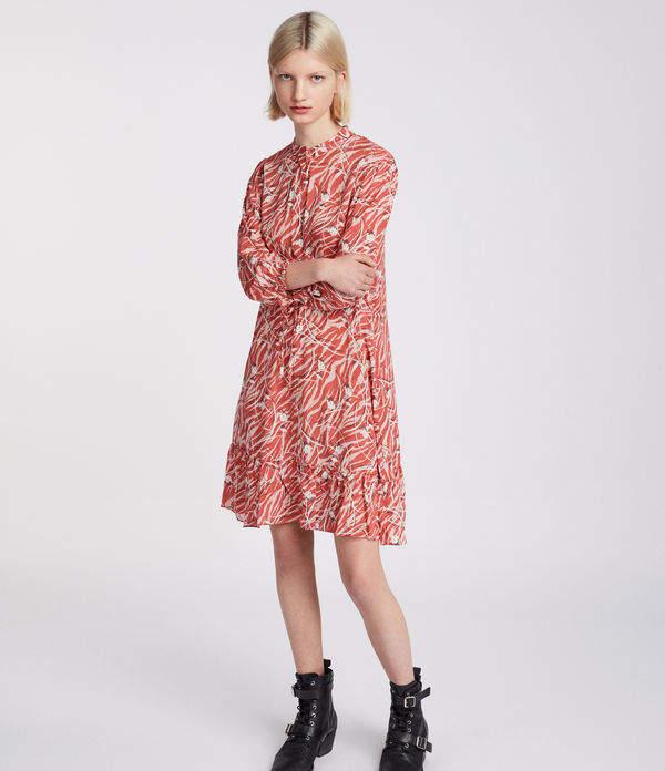 AllSaints Alise Kazuno Dress