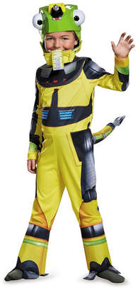 BuySeasons Dinotrux Revitt Deluxe Toddler Little and Big Boys or Girls Costume