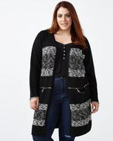 Penningtons Long Sleeve Patterned Cardigan