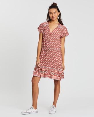 Rip Curl Navy Beach Dress