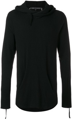 Cedric Jacquemyn Hooded Sweater