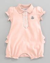 Moncler Pique Knit Tracksuit Set, Light Pink