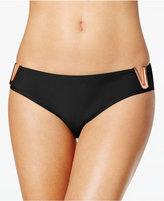 Rachel Roy Hardware Hipster Bikini Bottoms Women's Swimsuit
