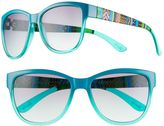 UNIONBAY Women's Tribal Cat's-Eye Sunglasses