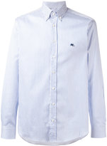 Etro striped shirt - men - Cotton - 41