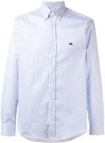 Etro striped shirt - men - Cotton - 43