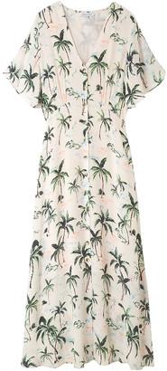 Lily & Lionel Lola Silk Dress Palm Springs - S/UK 10