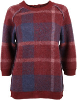 Woolrich Checkered Sweater