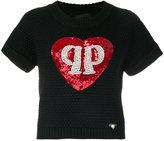 Philipp Plein Callah knitted top
