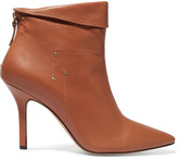 Jerome Dreyfuss Suzanne leather ankle boots