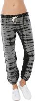 Monrow Vintage Sweats With Croc Tie Dye