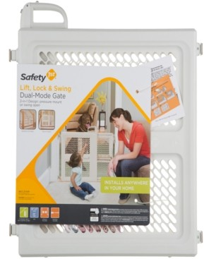 Cosco Safety 1st Lift Lock and Swing Gate