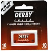 Derby International Double Edge Razor Blades
