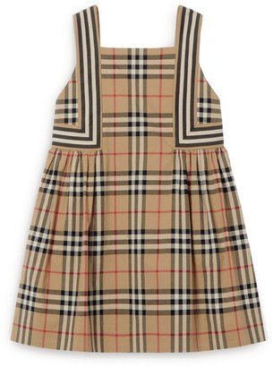 Burberry Kids Vintage Check Dress (3-12 Years)