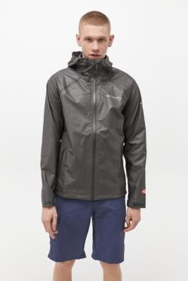 Columbia Titanium OutDry Ex Echo II Charcoal Jacket - Grey S at Urban Outfitters