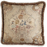 Dian Austin Couture Home French Chantilly Floral Brocade European Sham