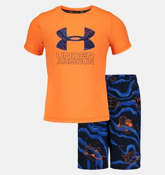 Under Armour Boys' Toddler UA Sport Fish Volley Set
