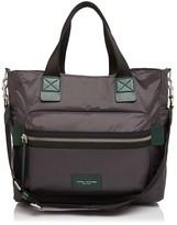 Marc Jacobs Biker Color Block Nylon Diaper Bag