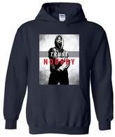 Blue Tees Tupac Trust Nobody OFTB Fashion Music People Best Friend Gift Couples Gift Unisex Hoodie Sweatshirt