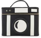 Forever 21 FOREVER 21+ Camera Graphic Makeup Bag