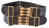 Fendi Leather Waist Belt