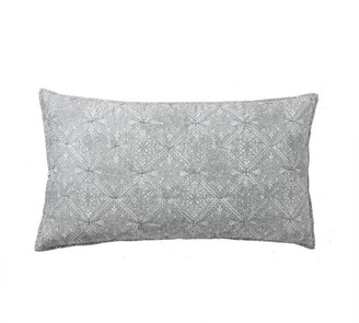 Pottery Barn Mila Plant-Dyed Handcrafted Organic Cotton Quilted Sham