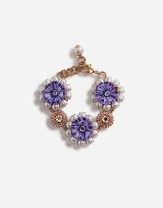 Dolce & Gabbana Bracelet With Decorative Elements