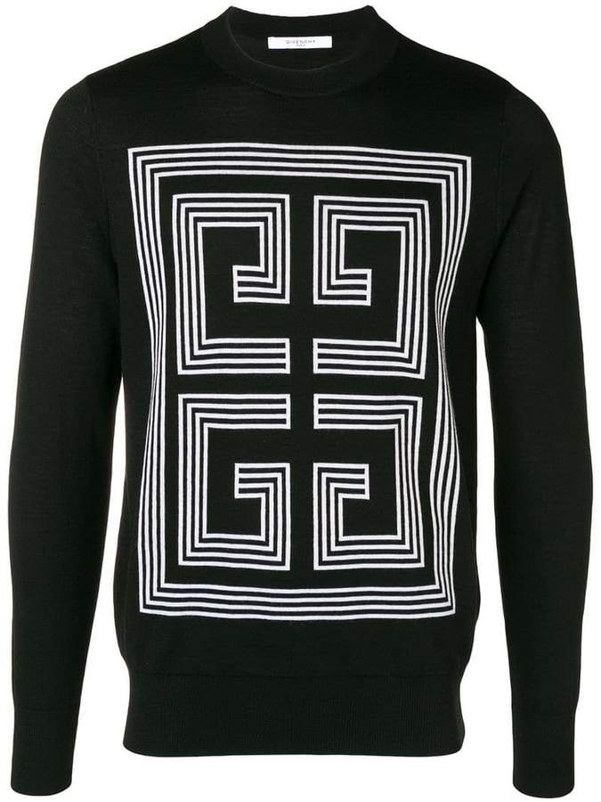 Givenchy 4G sweater