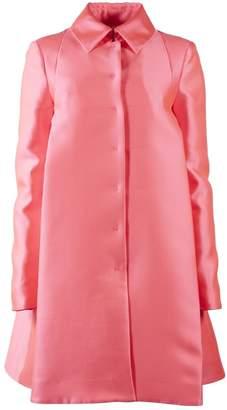 Ungaro Pink Polyester Coats