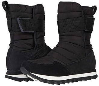 Merrell Alpine Tall Strap Polar Waterproof (Blackout) Women's Shoes