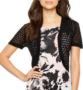 Ronni Nicole Short Sleeve Shrug