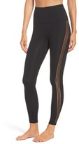 Beyond Yoga Women's Sheer Illusion High Waist Leggings