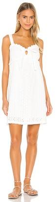 Line & Dot Claire Mini Dress