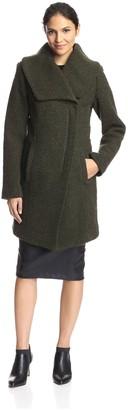 Dawn Levy DL2 by Women's Adelaide Wool Coat