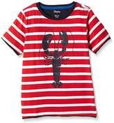 Hatley Boy's Lobster Short Sleeve Graphic T-Shirt